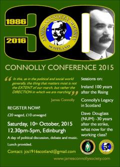 Connolly Conference 2015